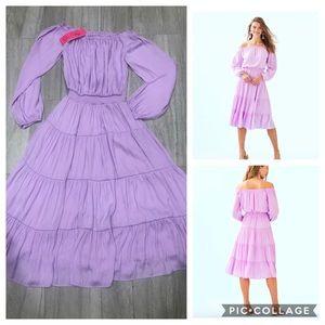 NWT Lilly Pulitzer Jennie Midi Dress